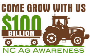 NC Ag Awareness Day – March 15th