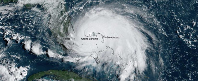 Hurricane Dorian Hotline