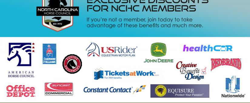 NCHC Membership Discounts